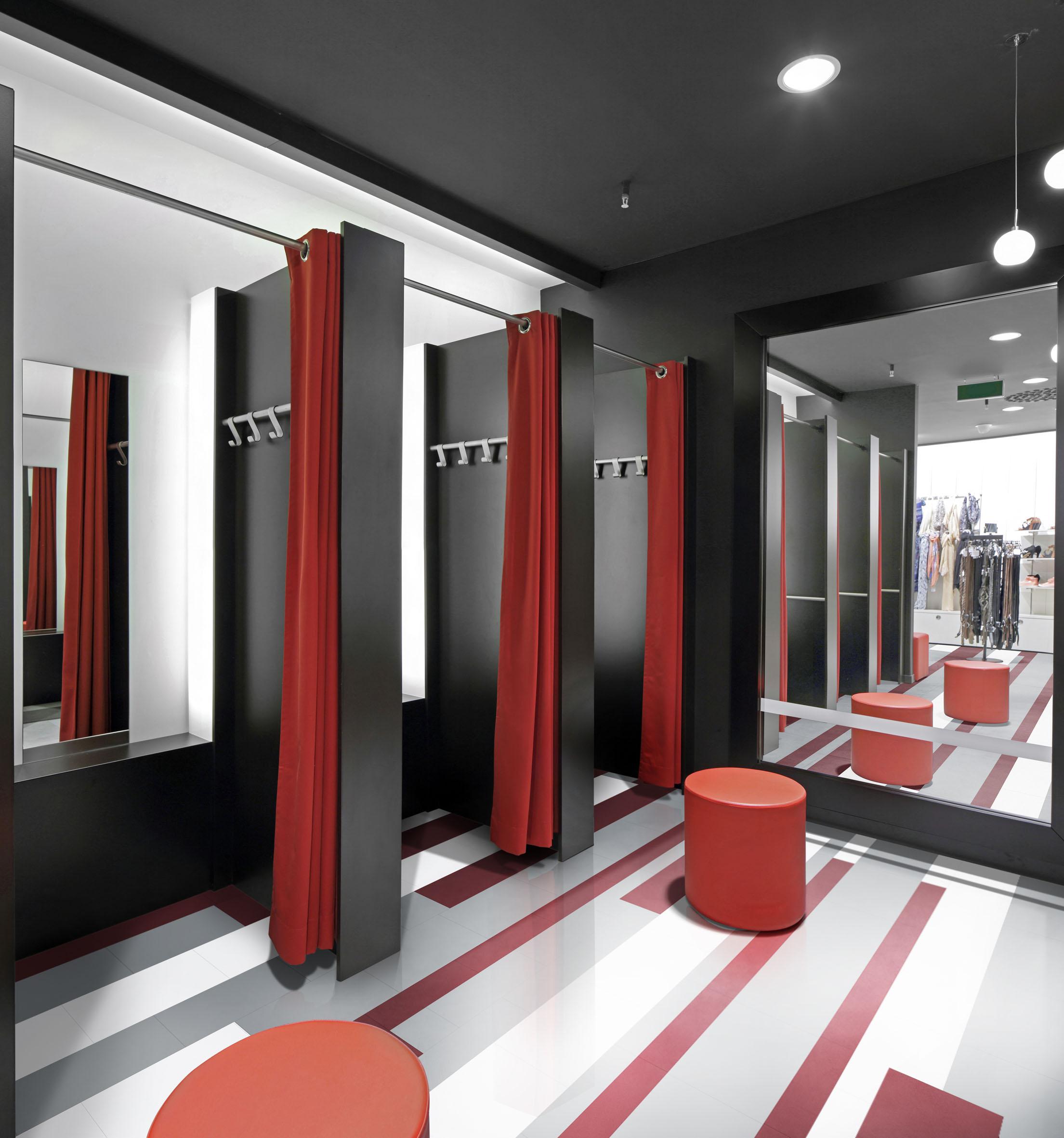 Paginação fashion com o piso vinílico Paviflex Chroma Concept