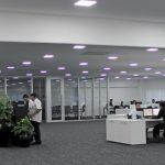 Revestimentos da R Cervellini compõem novo prédio de empresa do setor automotivo