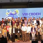 R Cervellini marca presença no CBDEH 2018