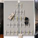 Ideias para criar sua Árvore de Natal de parede