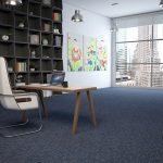 Dicas de decoração: confira 10 paginações de carpete para ambientes corporativos