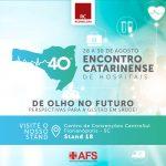 RCERVELLINI ESTARÁ PRESENTE NO 40º ENCONTRO CATARINENSE DE HOSPITAIS 2019