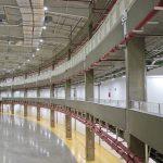 13 mil m² de placas de drywall compõem mega centro de pesquisas