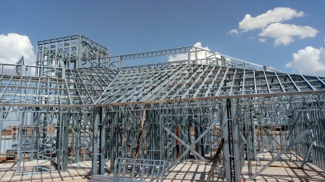O que é construção à seco?